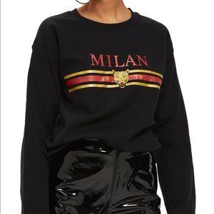 Top shop graphic sweatshirt